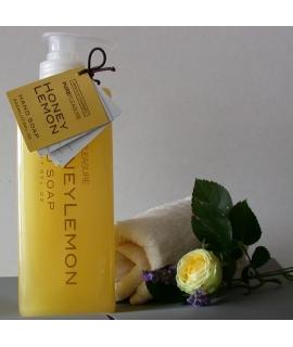 Handseife Honig und Lemon